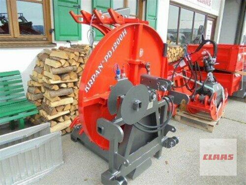 Krpan Holzbündelgerät Pd 1200 H Pro
