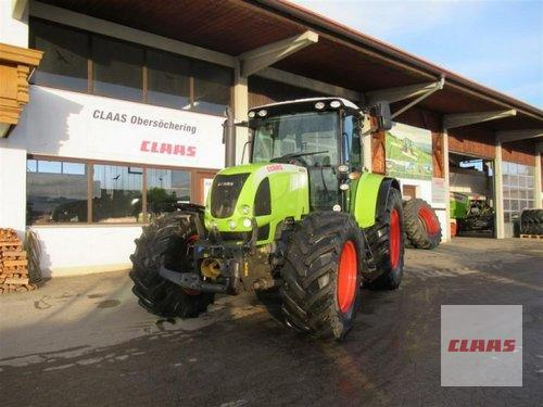 Claas Arion 640 Cebis Year of Build 2010 4WD