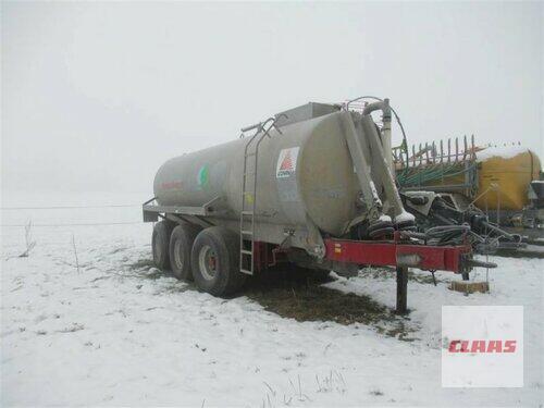 Tanker Liquid Manure - Trailed BSA - Tridemfass GT 16