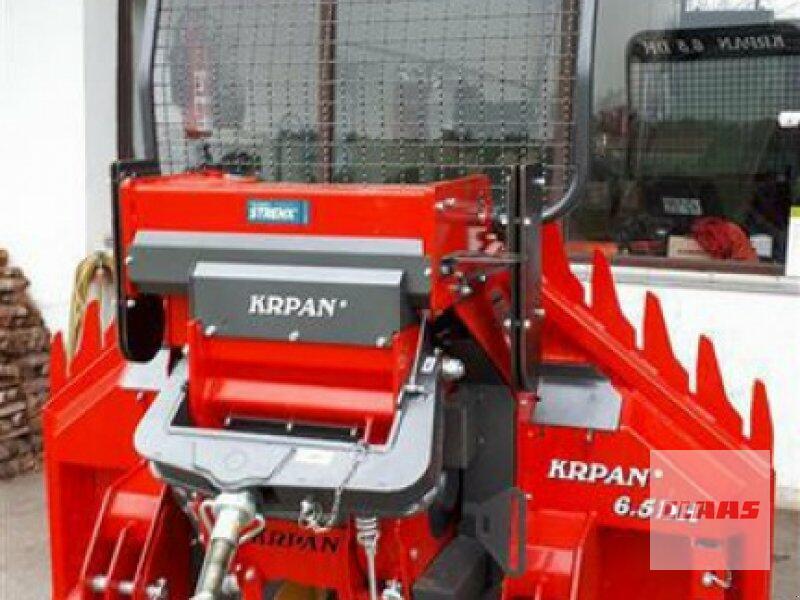 Neumaschine RückezugWinden: Krpan KRPAN SEILWINDE 6,5DH TERRA