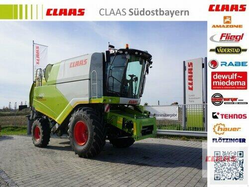 Claas TUCANO 420 Vorführmaschine 25 Km/h, AUTO CONTOUR, 3D, SPECI