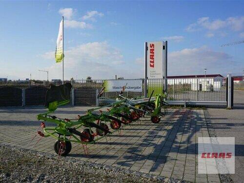 Claas VOLTO 1100_Vorführmaschine