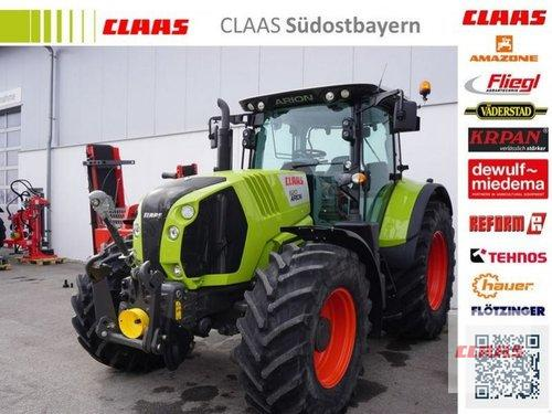 Claas Arion 620 Cmatic Year of Build 2015 4WD