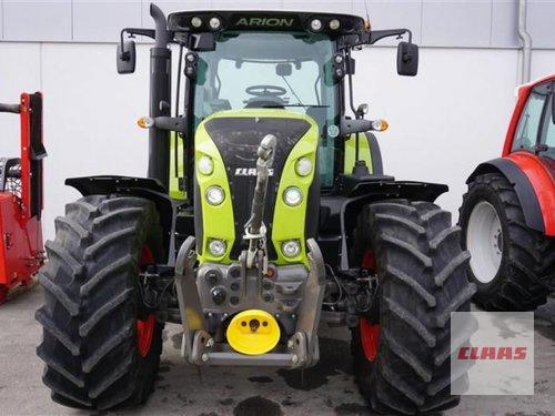 Claas ARION 620 CMATIC_Allrad