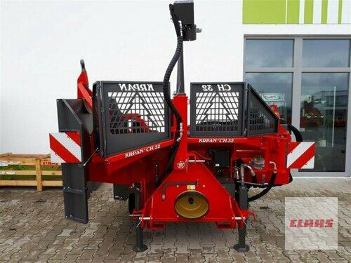Krpan Ch 32 K Pro Liegendholzspalter