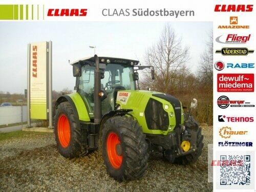 Claas ARION 650 CMATIC Vorführmaschine Klimaautomatik, MP3-Radio