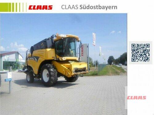 New Holland CX 880 Año de fabricación 2003 Moos-Langenisarhofen