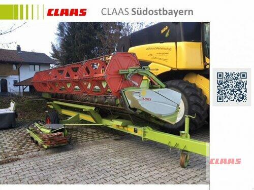 Claas Vario 660 Mit Transportwagen Årsmodell 2005 Moos-Langenisarhofen