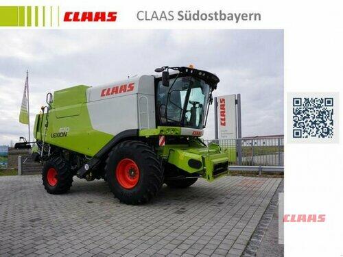Claas LEXION 670 MIT VARIO 770