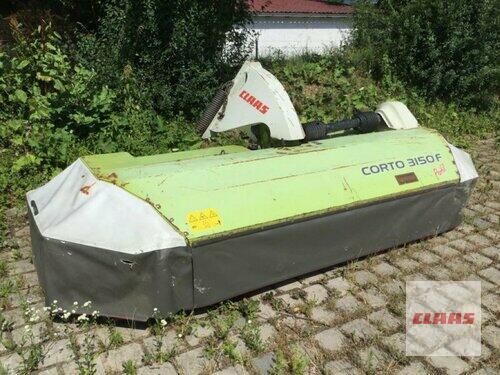 Claas Corto 3150 F Profil Bouwjaar 2006 Moos-Langenisarhofen