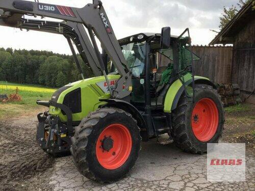 Claas Arion 420 CIS Frontlader Baujahr 2014