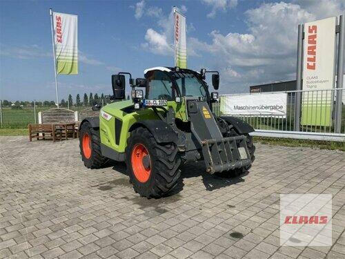 Claas Scorpion 635 VariPower Year of Build 2017 Moos-Langenisarhofen