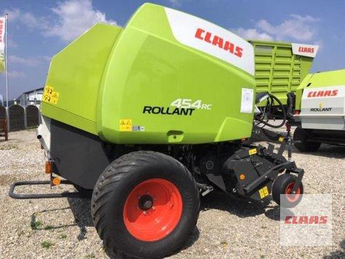 Claas Rollant 454 RC Pro Baujahr 2020 Moos-Langenisarhofen