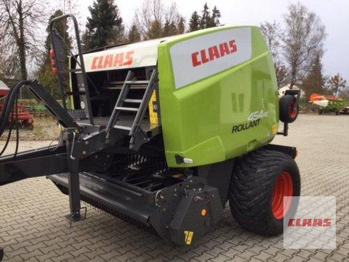 Claas Rollant 454 RC Pro Baujahr 2014 Moos-Langenisarhofen