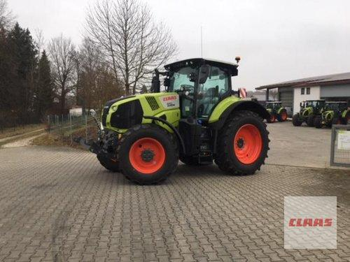 Claas Axion 870 Cmatic Year of Build 2020 4WD