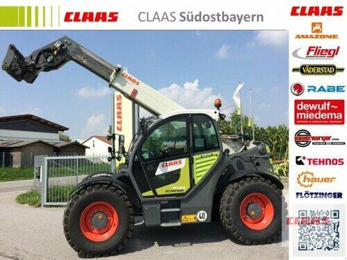 Claas Scorpion 7044 Årsmodell 2015 Arnstorf