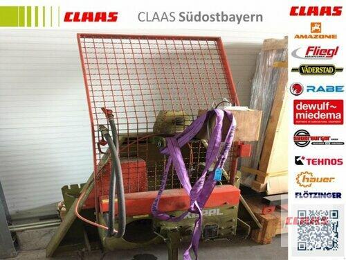 Holzknecht Hs 204 Be Mit Fernbedienung Baujahr 2001 Arnstorf
