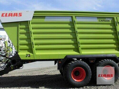 Claas Cargos 740 Baujahr 2018 Arnstorf