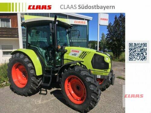 Claas ATOS 330 CX_ALLRAD_VORFÜHRMASC