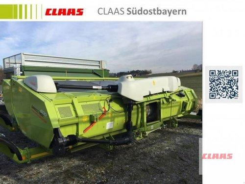 Claas DIRECT DISC 600 + TW_VORFÜHRMA