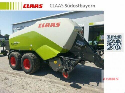 Claas Quadrant 3200 FC Année de construction 2014 Arnstorf