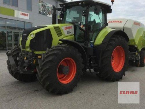 Claas Axion 870 Cmatic Byggeår 2017 Arnstorf