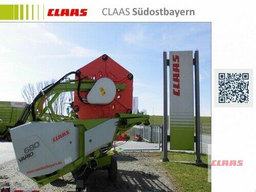 Claas Vario 680 + Tw _Vorführmaschine Anul fabricaţiei 2017 Arnstorf