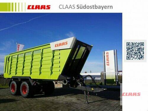 Claas CARGOS 750 TANDEM_VORFÜHRMASCH