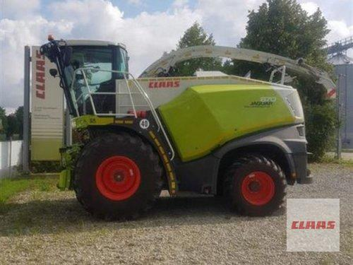 Claas JAGUAR 870 Allrad - TIER 4F CL