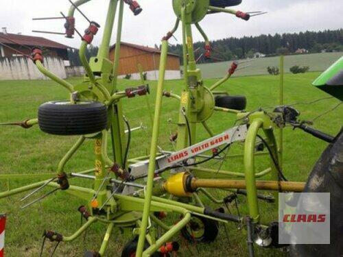 Hay Equipment Claas - VOLTO 640 H