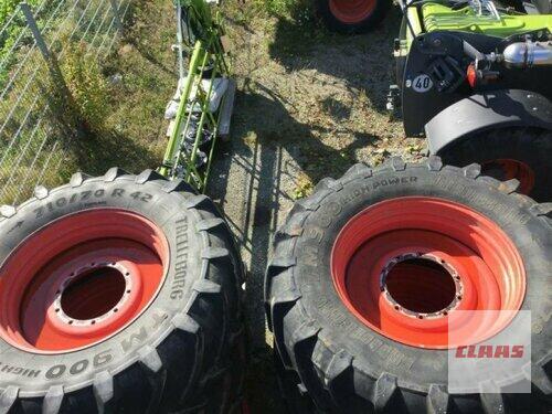 Trelleborg 4 Räder Für Xerion 710/70 R42