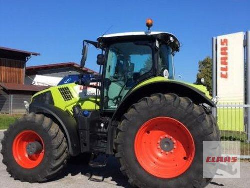 Claas Axion 870 Cmatic 4WD Arnstorf