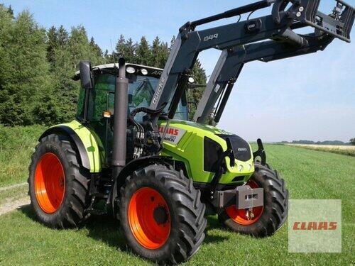 Claas Arion 410 Ladowarka przednia Rok produkcji 2012