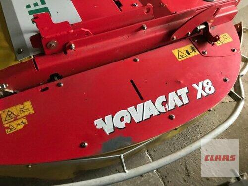 Pöttinger Novacat X8 Collect Preis Reduziert Godina proizvodnje 2010 Oberessendorf