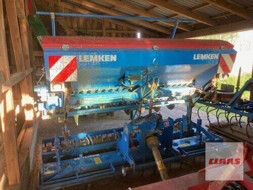 Lemken Zirkon 7/300 + Saphir 7/300 Año de fabricación 2002 Oberessendorf