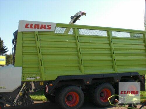 Claas Cargos 8500 Año de fabricación 2015 Westerheim