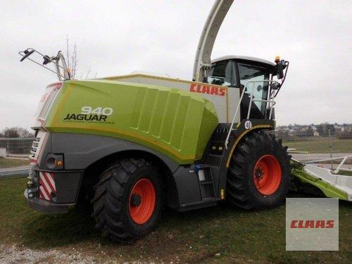 Claas Jaguar 940 Year of Build 2014 4WD