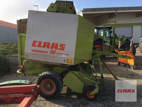 Claas Variant 180 RC anno di costruzione 1996 Langenau