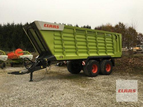 Claas Cargos 750 Year of Build 2015 Langenau