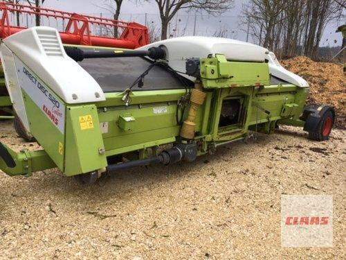 Claas Direct Disc 520 Bouwjaar 2007 Langenau