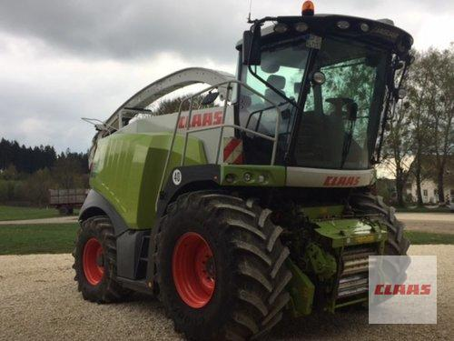 Claas Jaguar 960 Speedstar Year of Build 2012 4WD