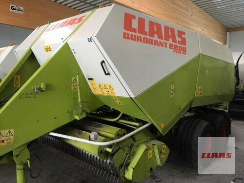 Claas Quadrant 2200 RC Année de construction 1995 Langenau