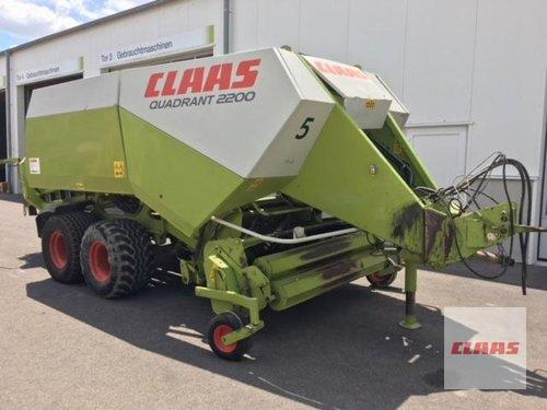 Claas Quadrant 2200 FC Tandem