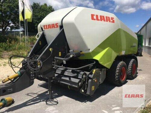 Claas Quadrant 3200 FC Год выпуска 2015 Langenau