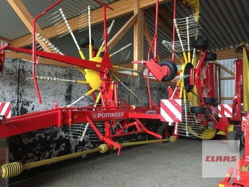 Pöttinger EuroTop 801 A Mulittast Year of Build 2012 Langenau
