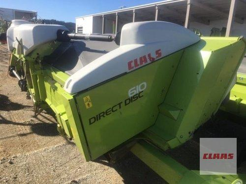 Claas - Direct Disc 610 Contour