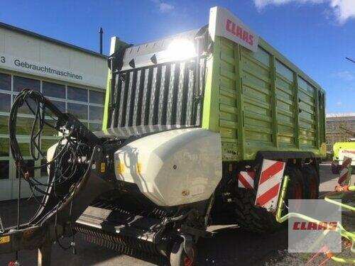 Claas Cargos 8500 anno di costruzione 2016 Langenau