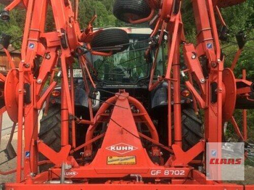 Kuhn Gf 8702 Rok výroby 2015 Langenau