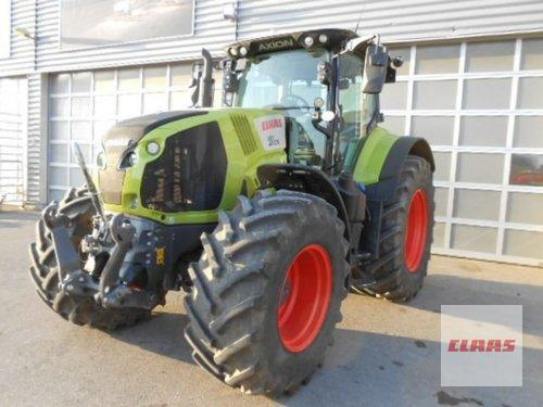 Claas Axion 810 Cmatic Year of Build 2018 4WD