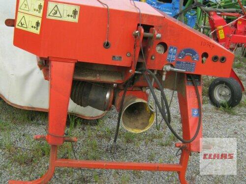 Kuhn Gmd 3110 anno di costruzione 2008 Langenau